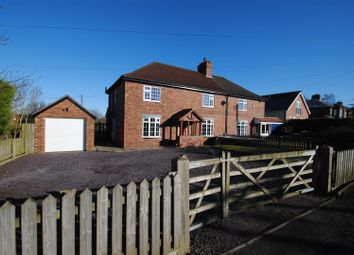 Thumbnail 4 bed semi-detached house for sale in Wrights Green, Lumb Brook Road, Appleton, Warrington