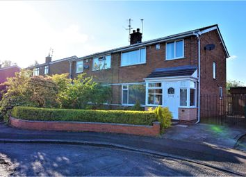 Thumbnail 3 bedroom semi-detached house for sale in Underwood Close, Manchester