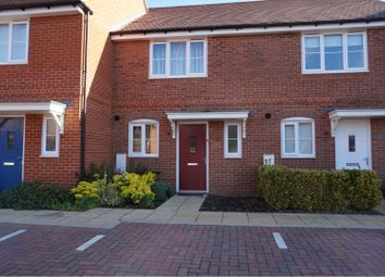 Thumbnail 2 bed terraced house to rent in Tabby Drive, Reading