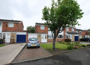Thumbnail 3 bed semi-detached house for sale in Melness Road, Hazlerigg, Newcastle Upon Tyne