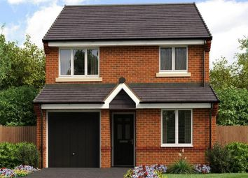 "Thumbnail 3 bed detached house for sale in ""The Carron"" at Buttercup Gardens, Blyth"