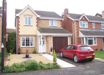 Thumbnail 3 bed detached house to rent in Bluebell Road, Wick St. Lawrence, Weston-Super-Mare