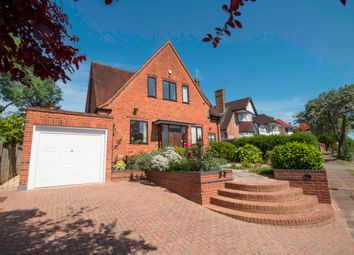 Thumbnail 4 bed detached house for sale in Grange Gardens, Pinner Village