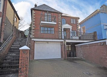 Thumbnail 5 bed detached house for sale in Substantial Family House, Eveswell Park Road, Newport