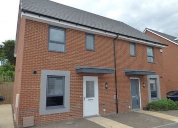 Thumbnail 3 bed semi-detached house to rent in Furnells Way, Bexhill On Sea, East Sussex
