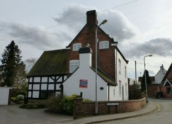 Thumbnail 5 bedroom detached house for sale in Main Farmhouse Long Street, Wheaton Aston, Stafford