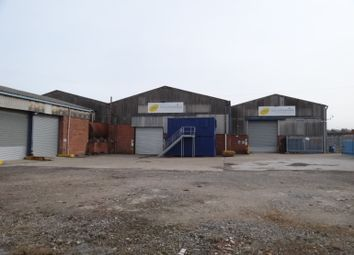 Thumbnail Industrial for sale in Oil Sites Road, Ellesmere Port