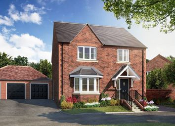 "Thumbnail 4 bed detached house for sale in ""The Hazelmere"" at Broughton Road, Banbury"