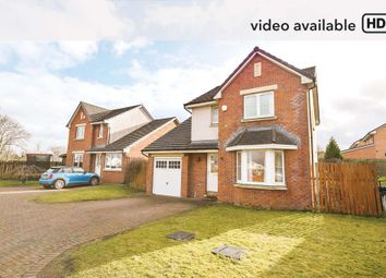 Thumbnail 4 bedroom detached house for sale in Parcville Way, Glasgow