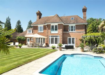 Thumbnail 5 bed detached house for sale in Sunnydale, Farnborough Park, Kent