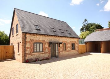 Thumbnail 3 bed detached house for sale in Salisbury Road, Pimperne, Blandford Forum
