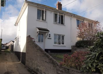 Thumbnail 3 bed semi-detached house to rent in Chapel Close, Braunton