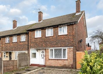 Thumbnail 3 bed semi-detached house for sale in Frimley Crescent, New Addington, Croydon