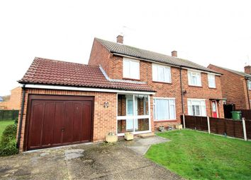 Thumbnail 3 bed semi-detached house for sale in Wittmead Road, Mytchett