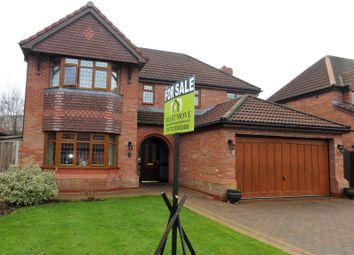 Thumbnail 4 bed detached house for sale in Jubilee Road, Walmer Bridge, Preston