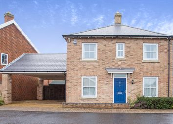 Thumbnail 4 bed detached house for sale in Admiral Wilson Way, Swaffham