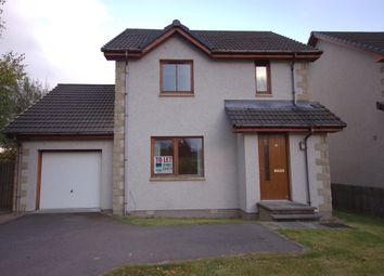 Thumbnail 3 bed detached house to rent in Ordale, Great North Road, Muir Of Ord
