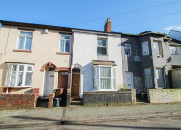 4 bed terraced house for sale in Clifford Street, Wolverhampton WV6