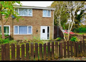 Thumbnail 3 bed end terrace house for sale in Heronswood, Southampton