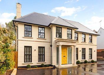 Stoke Road, Cobham, Surrey KT11. 5 bed detached house for sale