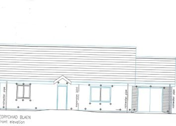 Thumbnail 3 bed detached bungalow for sale in Cwrt Deri, Cwmann, Lampeter