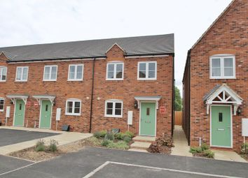 Thumbnail 2 bed end terrace house for sale in Green Grove, Rugby