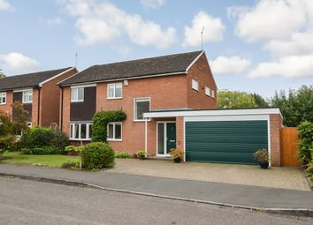 Thumbnail 4 bed detached house for sale in Cox Crescent, Dunchurch, Rugby