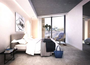 Thumbnail 1 bed flat for sale in Hoola, Tidal Basin Road, London