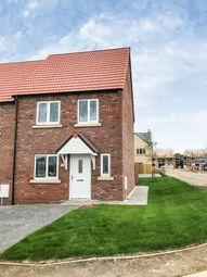 Thumbnail 2 bed end terrace house for sale in Melton Road, Waltham On The Wolds, Melton Mowbray