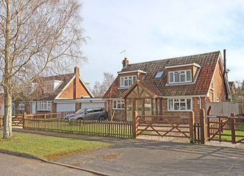 Thumbnail 4 bed detached house for sale in Whitemoor Road, Brockenhurst