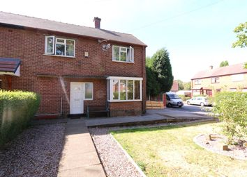 Thumbnail 2 bed terraced house for sale in Larch Road, Denton, Manchester