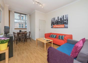 Thumbnail 2 bed flat to rent in Rossie Place, Easter Road