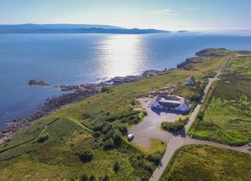 Thumbnail Leisure/hospitality for sale in Visitor Centre, Cafe And Potential Accommodation, Mellon Charles, Wester Ross