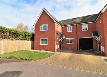 Thumbnail 3 bed semi-detached house for sale in Alice Parkins Close, Hadleigh, Ipswich, Suffolk