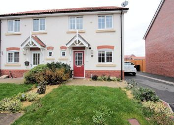 Thumbnail 3 bed semi-detached house for sale in Clos Gracie, Rhyl