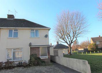 Thumbnail Semi-detached house for sale in Westbury Crescent, Weston-Super-Mare