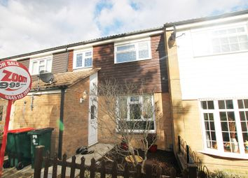 Thumbnail 3 bed terraced house for sale in Weaver Close, Ifield, Crawley, West Sussex.