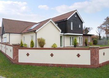 Thumbnail 5 bed detached house for sale in Norwich Norfolk, Attleborough