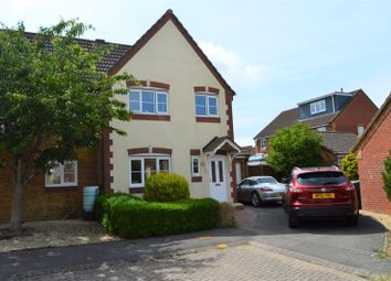 Thumbnail 3 bed semi-detached house for sale in Lanyards Lea, Cowes