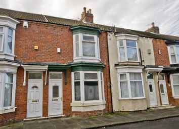 Thumbnail 3 bed terraced house for sale in Crescent Road, Middlesbrough