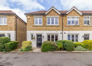 Thumbnail 3 bed end terrace house for sale in Justin Place, London