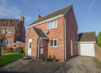 Thumbnail 3 bed detached house to rent in Goldsborough Close, Eastleaze, Swindon. Wiltshire