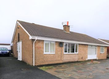 Thumbnail 2 bed semi-detached bungalow to rent in Ashfield Road, Bispham, Blackpool