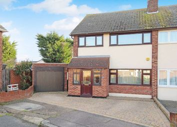 3 bed semi-detached house for sale in Longfield Close, Wickford SS11