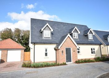 Thumbnail 4 bed detached house for sale in Orchard Gardens, Kirby Cross, Frinton-On-Sea