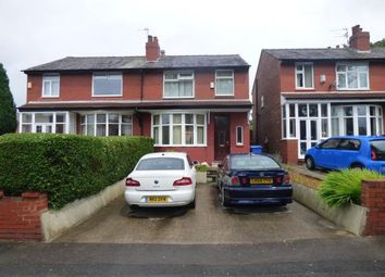 Thumbnail 3 bed semi-detached house for sale in St. Lesmo Road, Edgeley, Stockport, Cheshire
