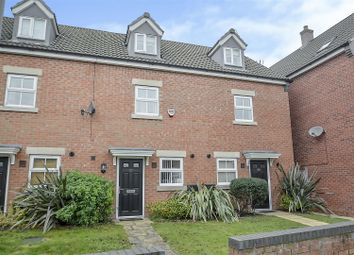 Thumbnail 3 bed terraced house for sale in Hawthorne Avenue, Long Eaton, Nottingham