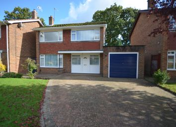 Thumbnail 3 bed detached house to rent in Copse Avenue, Farnham