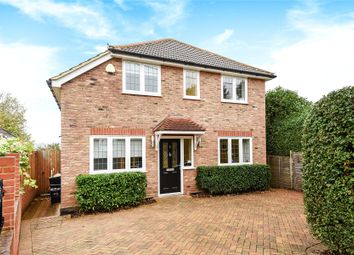 Thumbnail 4 bed detached house for sale in Beech Road, Chelsfield