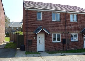 Thumbnail 3 bed property for sale in Maudlin Close, Liskeard